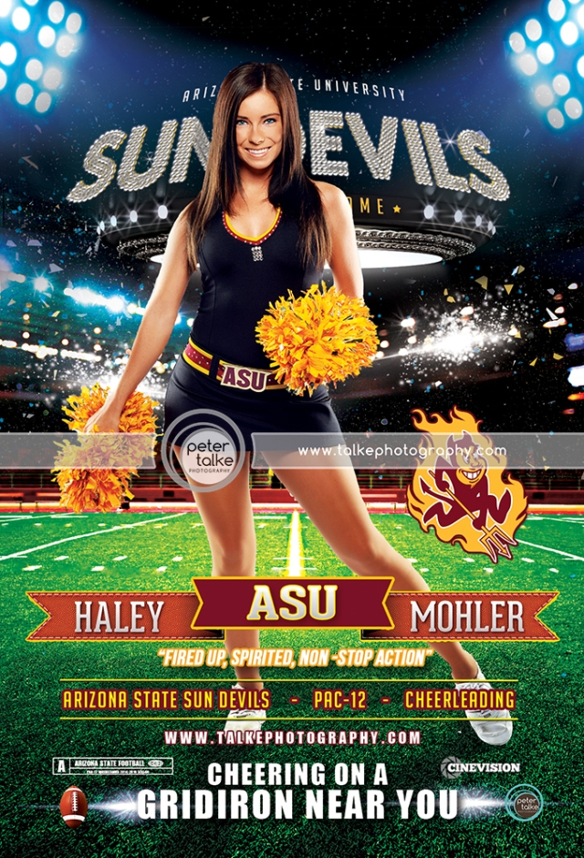 Arizona State Cheerleading